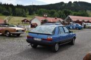 Lørdag - Denne ser vi ikke så ofte, det er en Renault 11 GTS men årstallet vet jeg ikke