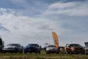 Lørdag - 4 nye biler til i rekken