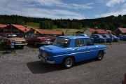 Lørdag - Her komme forresten den 6 Renault 8 som er en Renault R 1134 8 Gordini fra 1965 med 95hk