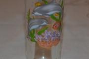 Drammeglass Delfin