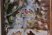 Plakaten Ved fuglebrettet