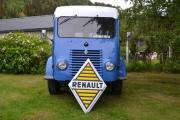 Norsk Renaulttreff Øysand camping 2015, første gang den er med på et Norsk treff