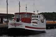 m/s Festival er faktisk en veteranbåt som ble bygget i 1965, men hadde da navnet MF Ropeid og byttet navn i 1990
