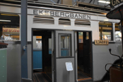 Ekebergbanen, men nå går den ikke til Holtet men til Ljarbu. Vikingskip ble den kalt