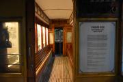 Men nå tar vi en tur inn i vogn nr. 322. En trikks liv fra 1899-1997. Denne har gått så langt som 65 ganger rundt jorden