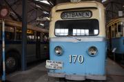 Trikken mellom Ulsrud og Helsfyr, gikk den der T-banen går i dag?