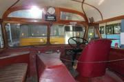 Her er den andre bussen vi var inni i 2014, tror ikke jeg så denne heller nå