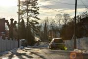 Når jeg går litt innover Glads vei titter jeg ned en liten stubb som heter Ogmunds vei