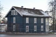 Det gamle huset i Kjelsåsveien, prøv og ta bilde av det uten en bil