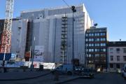 Et bygg som skal pusses opp i Kristian Augusts gate, tro hvordan dette blir seende ut?