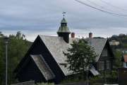 Speiderhuset Breidablikk som blir 100 år i 2027, og taket skal renoveres så følg med på Facebook - Operasjon skifertak
