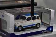 Endret litt på utstillingen til modellbilene også, her ser vi en Renault 4 L Jogging