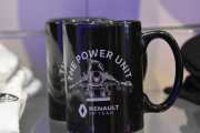 Nytt kaffekrus har dem fått, husker det i hvertfall ikke