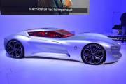 En vakker og moderne bil spør du meg