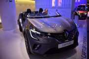 Renault Captur kabriolet er noe nytt
