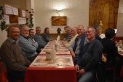 Middagen i Reims og en av gjestene tar et bilde av oss alle