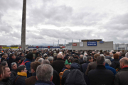 """Les Belles Champenoises d'Epoque """"BCE"""" - Vi må finne på noe ute før vi går inn sammen med denne lange køen"""
