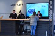 Le Studio Alpine Boulogne - Trenger vel ikke si at her vises et visittkort med Renault Alpine fram