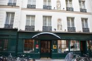Frokost i Paris - Her er hotellet vi lå på i Paris