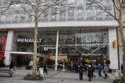 L'Atelier Renault, 53 Champs-Elysées Paris blir neste stoppested