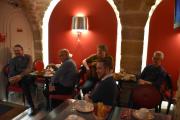 Frokost i Paris - Alle er på plass