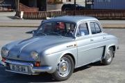 Så kommer en god gammel Renault Dauphine