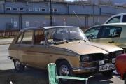En Renault 16 står parkert, blank og fin