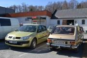 Nå tar jeg bare sjansen, en Renault 16 og en Renault Renault Scenic?