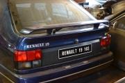 Denne var enkel, Renault 19 16S