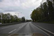 Seig oppoverbakke fra Sinsenkrysset og opp Trondheimsveien, men vi holder miljøfartsgrenen