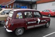 Neste bil er redaktørens bil og det er en Renault 4. Han har snart et slags jubileum når jeg tenker litt etter
