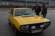 Neste bil er hvem sin? Og hvis jeg ikke dummer meg ut nå er det en Renault 17. Men en flue i øret mitt hvisket at det er en R 1312 og den har jeg ikke hørt om før