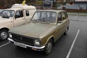 Mine damer og herrer, dette er vår bil. En Renault 6 TL, har du hørt om den før?