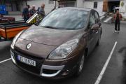 Enda en nyere bil, dette sier vi er en Renault Megane Scenic, modell 2010