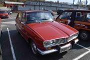 Vent, vi var ikke ferdig med alle bilene, dette er en Renault 16 TL 1972 modell som helt sikkert også er nylakkert