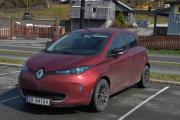 Vi er ikke ferdig, det er flere - Renault Zoe.