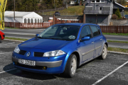 En til, Renault Megane 2005 modell