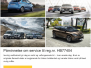 Renault Clio service 5 - 2019