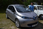 Fransk bildag 2016 - Renault Zoe El-bil