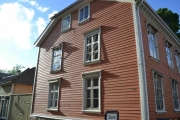 Torsdag gml. hus i Fredrikstad