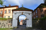 Torsdag porten i gml. Fredrikstad