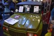 Retromobile 2020 - Første bilen er en Citroen mehari vert Montana fra 1974