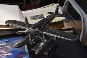 Retromobile 2020 - Sjøfly, klarer ikke å se hva som står på siden