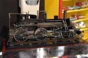 Retromobile 2020 - At dette toget må være gammelt er det vel ingen tvil om