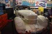 Retromobile 2020 - En Cord 810 USA fra 1936