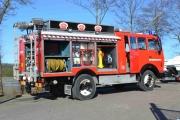 Brannbil til salgs