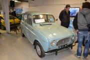 Anker i dyp samtale om en av de første Renault 4 som kom til Danmark