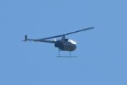Morten 15 juli 2021 - Helikopter over Høyenhall, gi meg et par meter til så klarer jeg det