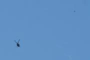 Morten 15 juli 2021 - Helikopter over Høyenhall, jeg kunne ha holdt på slik en stund
