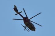 Morten 21 juli 2021 - LN-OOA over Høyenhall, med litt hjelp klarte jeg denne. Det er et Airbus 145 som Norsk Luftambulanse betjener
